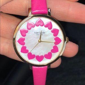 Water resistant Kate spade watch